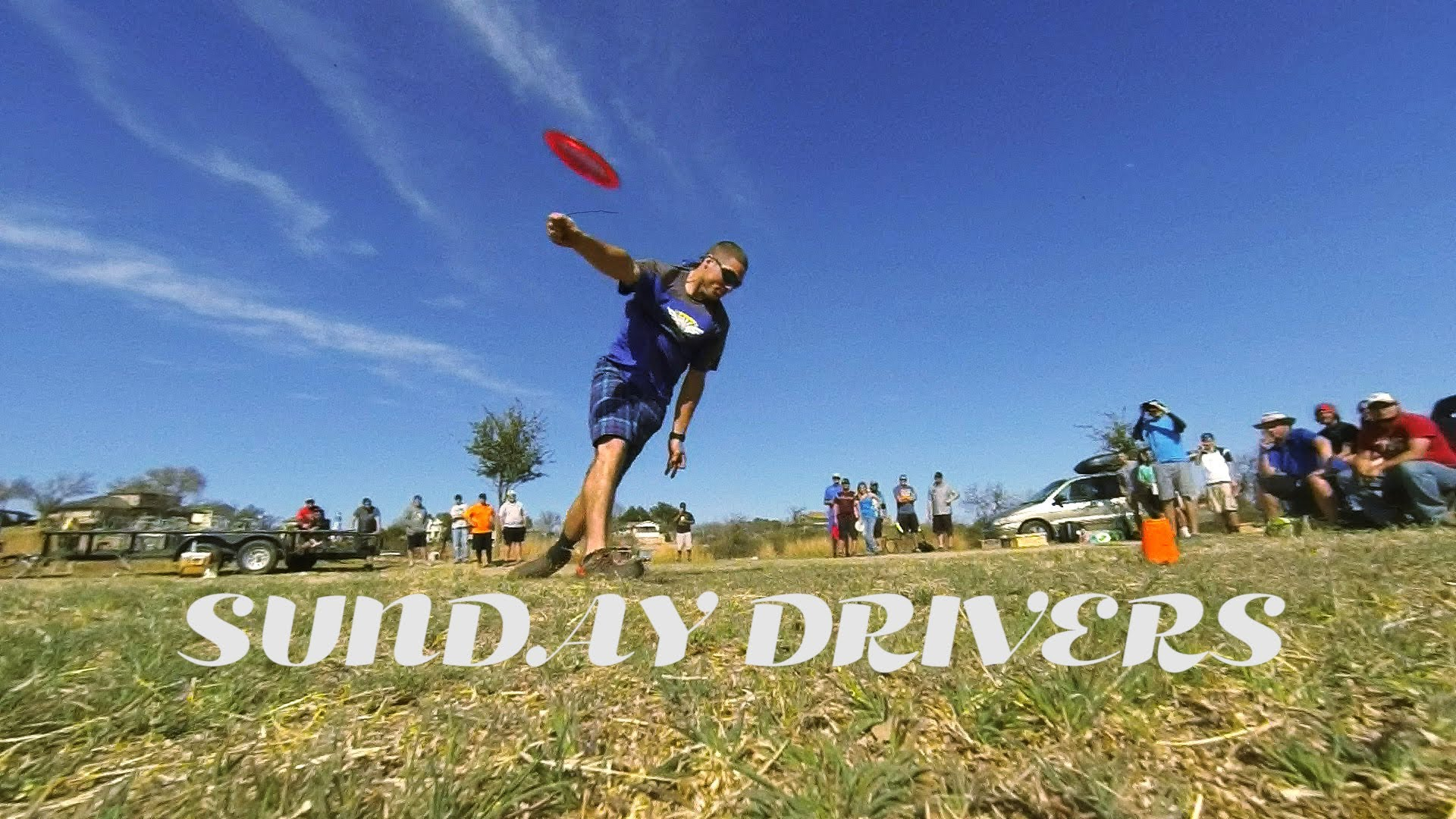 """Slow Motion Disc Golf 