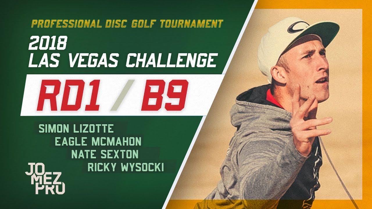 2018 Las Vegas Challenge   Round 1, B9, Men