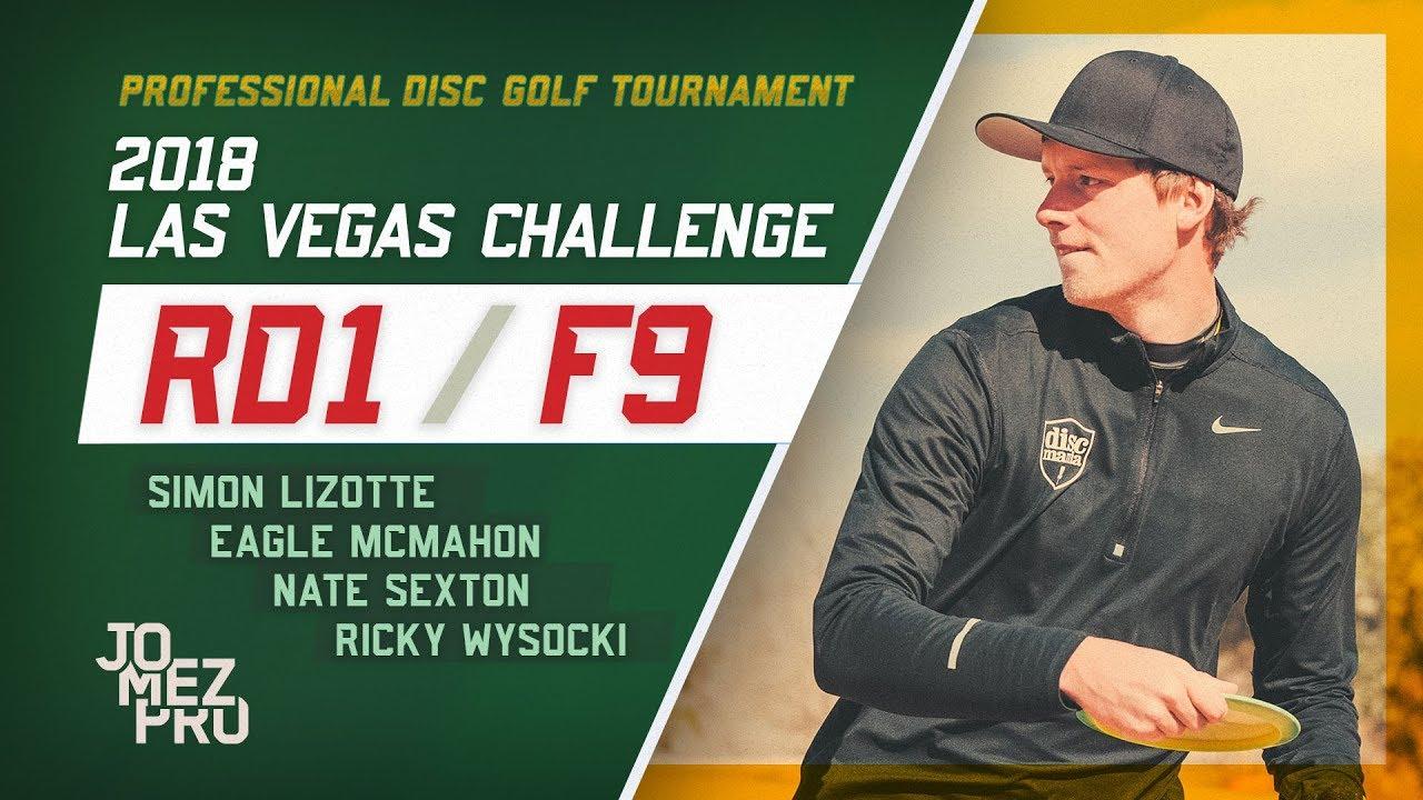 2018 Las Vegas Challenge   Round 1, F9, Men