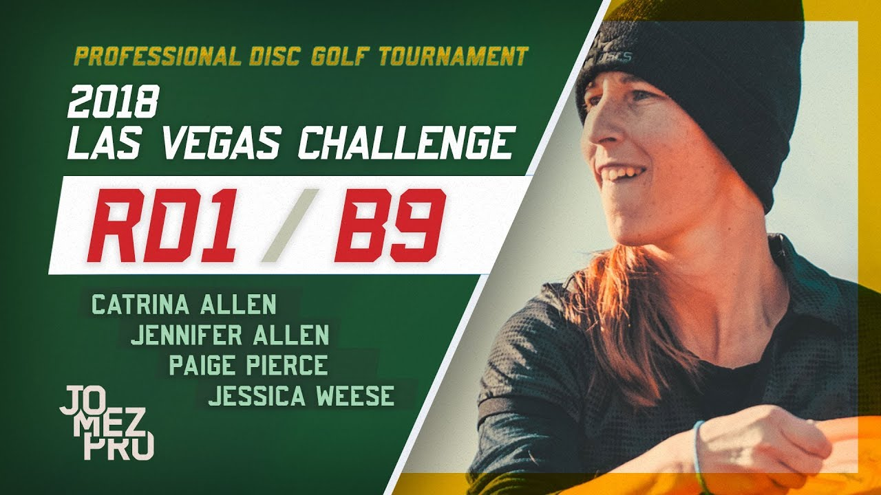 2018 Las Vegas Challenge   Round 1, B9, Women