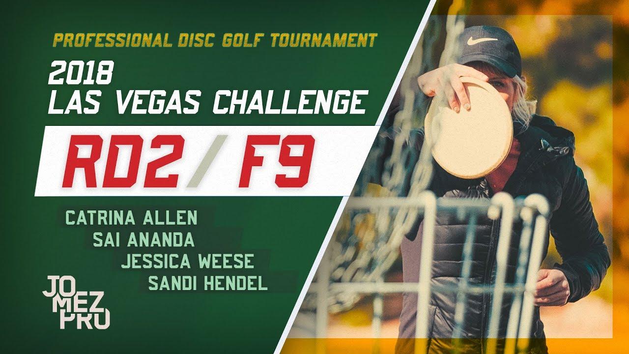 2018 Las Vegas Challenge | Round 2, F9, Women