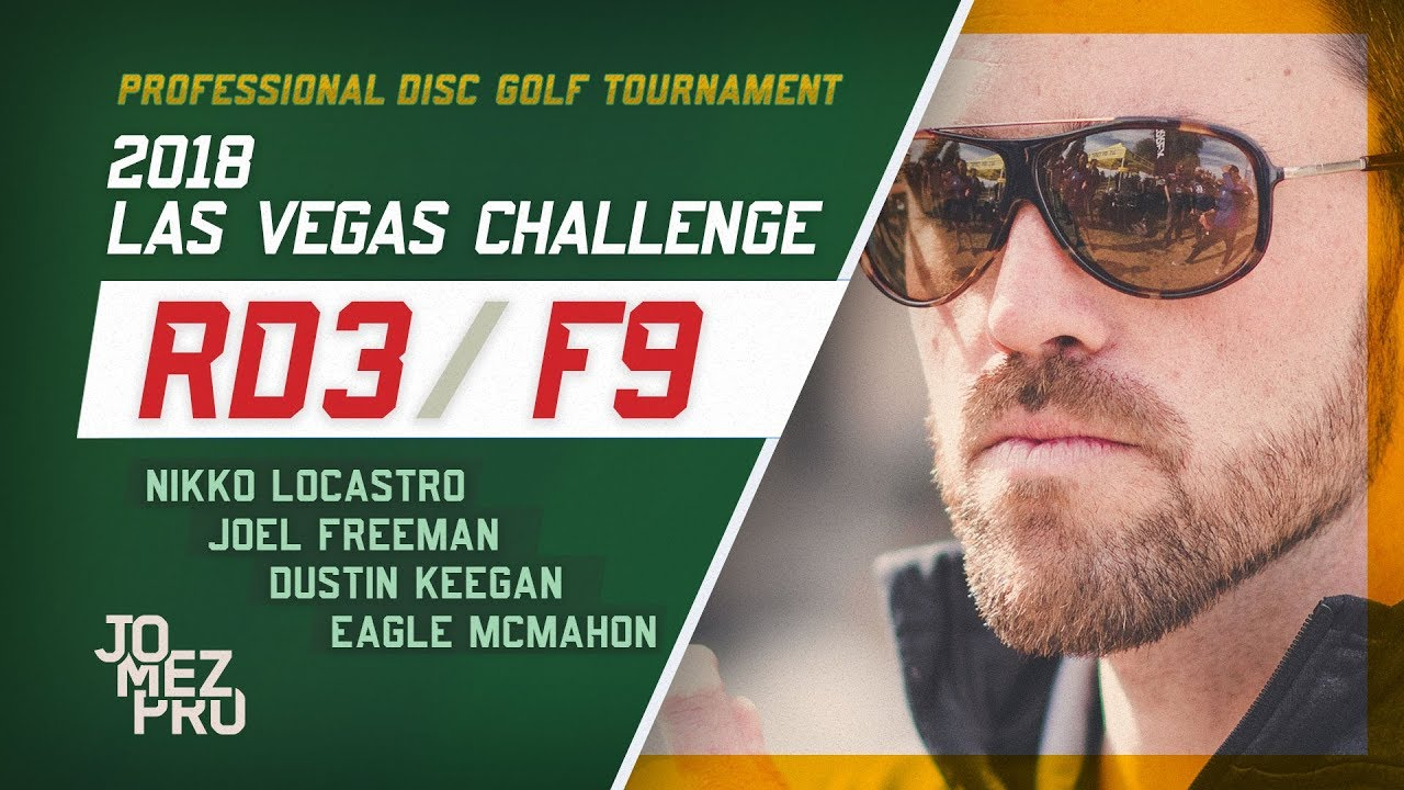 2018 Las Vegas Challenge | Round 3, F9, Men