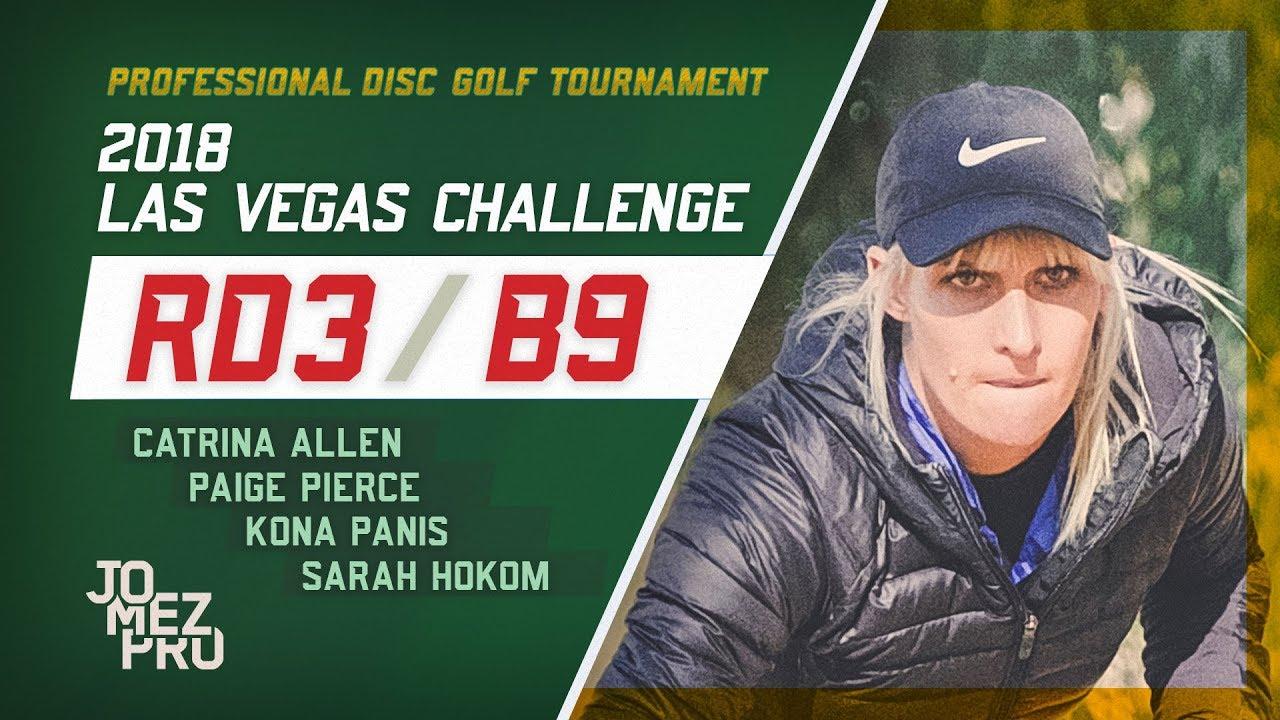 2018 Las Vegas Challenge | Round 3, B9, Women