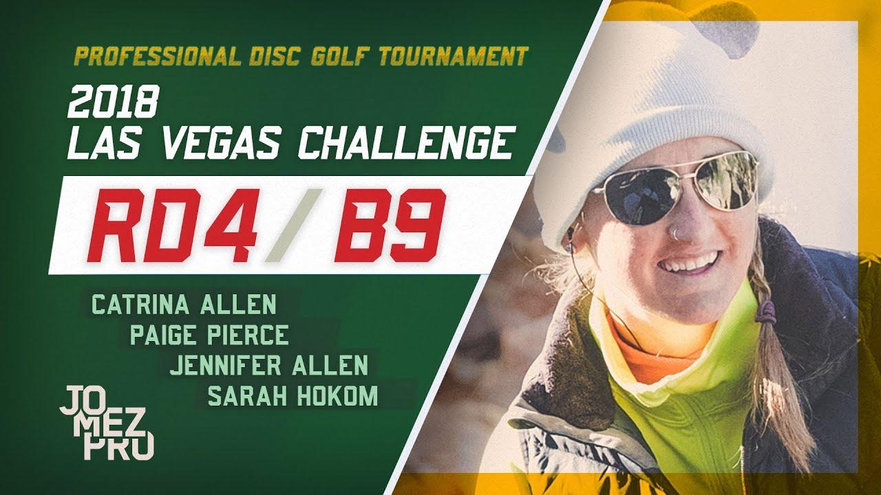 2018 Las Vegas Challenge   Round 4, B9, Women