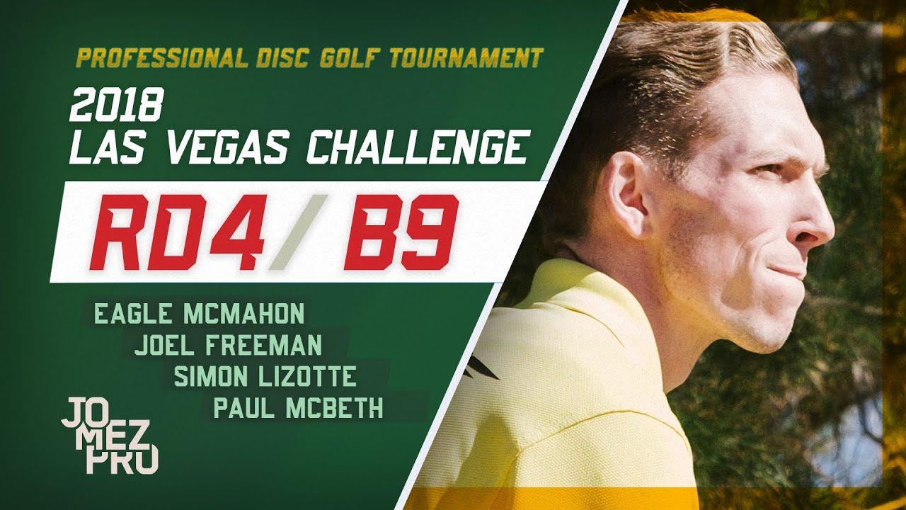 2018 Las Vegas Challenge   Round 4, B9, Men