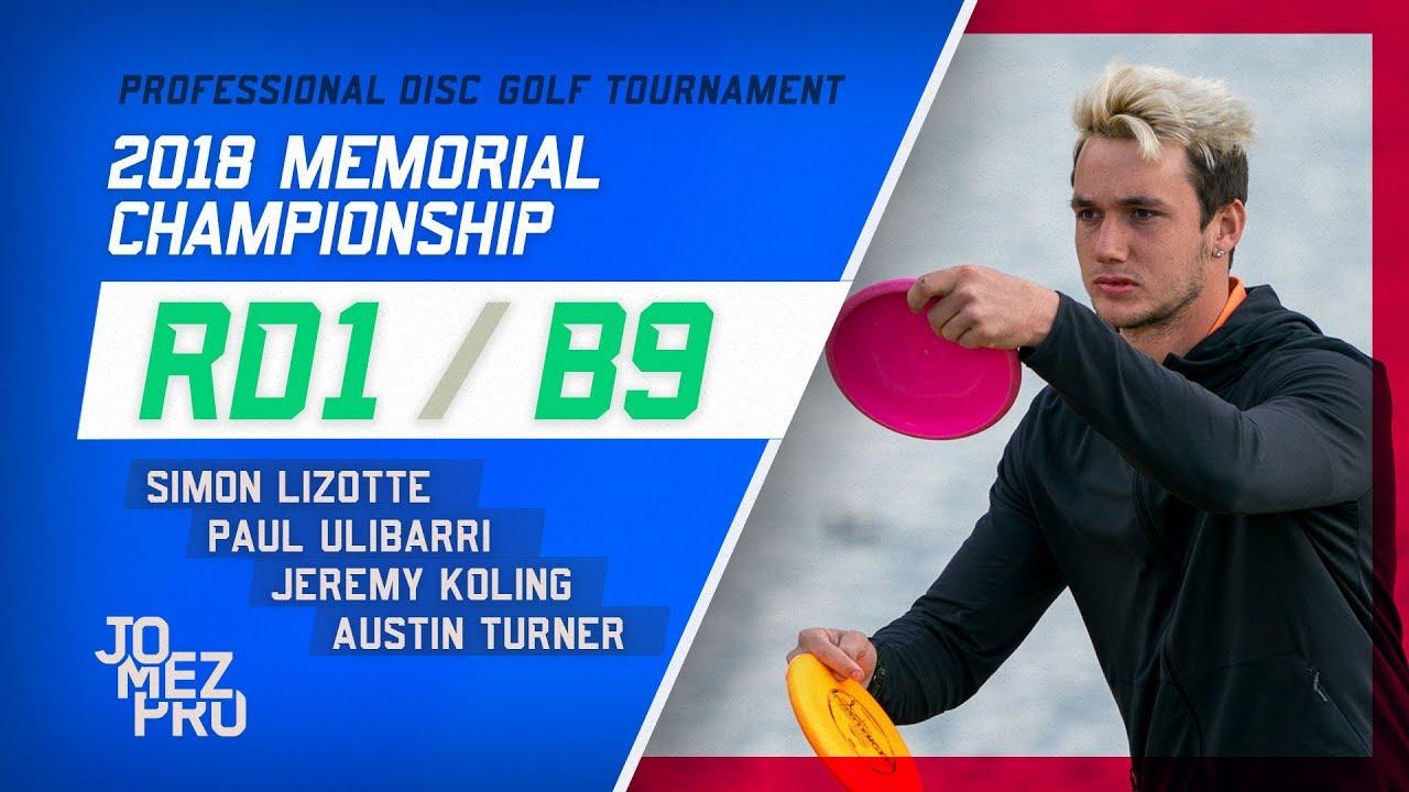 2018 Memorial Championship   Round 1, B9
