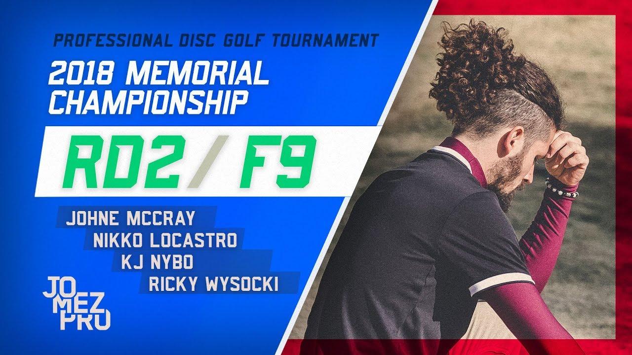 2018 Memorial Championship | Round 2, F9