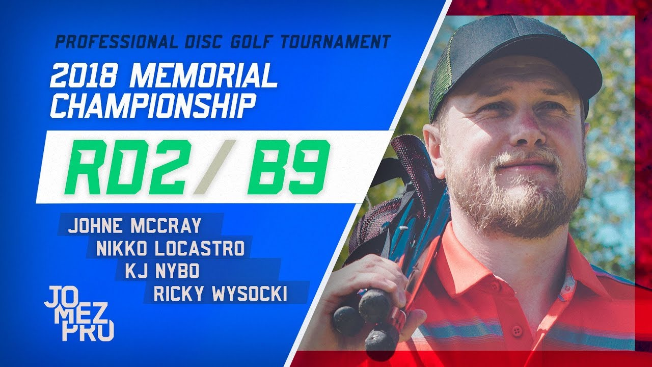 2018 Memorial Championship | Round 2, B9