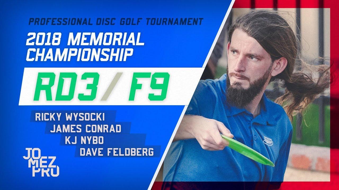 2018 Memorial Championship | Round 3, F9