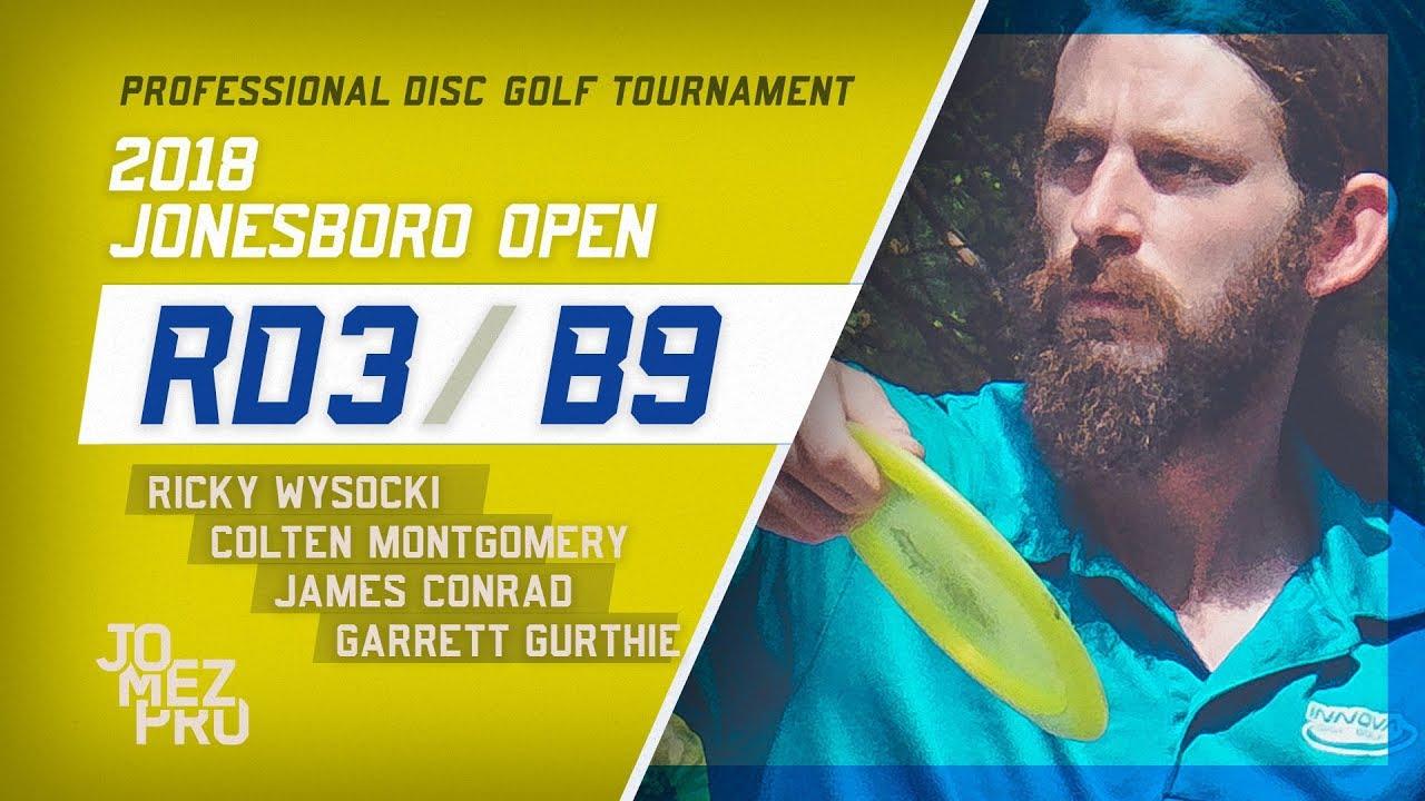 2018 Jonesboro Open | Final Rd, B9