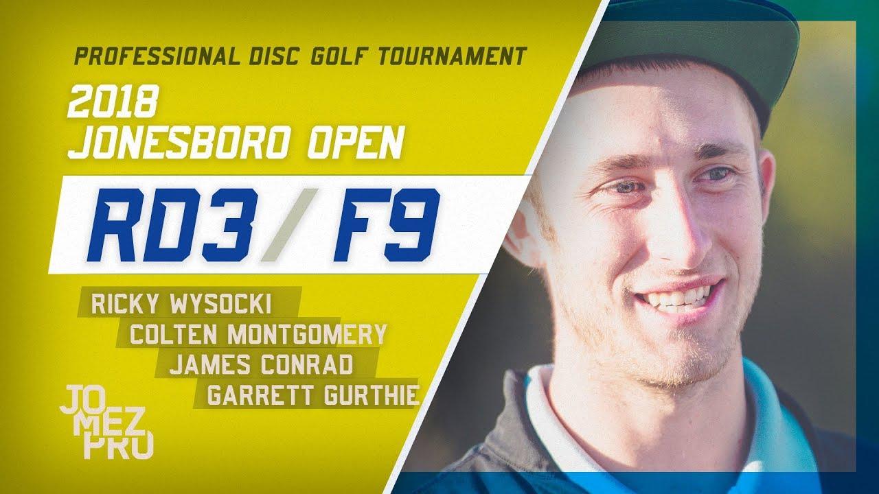 2018 Jonesboro Open | Final Rd, F9