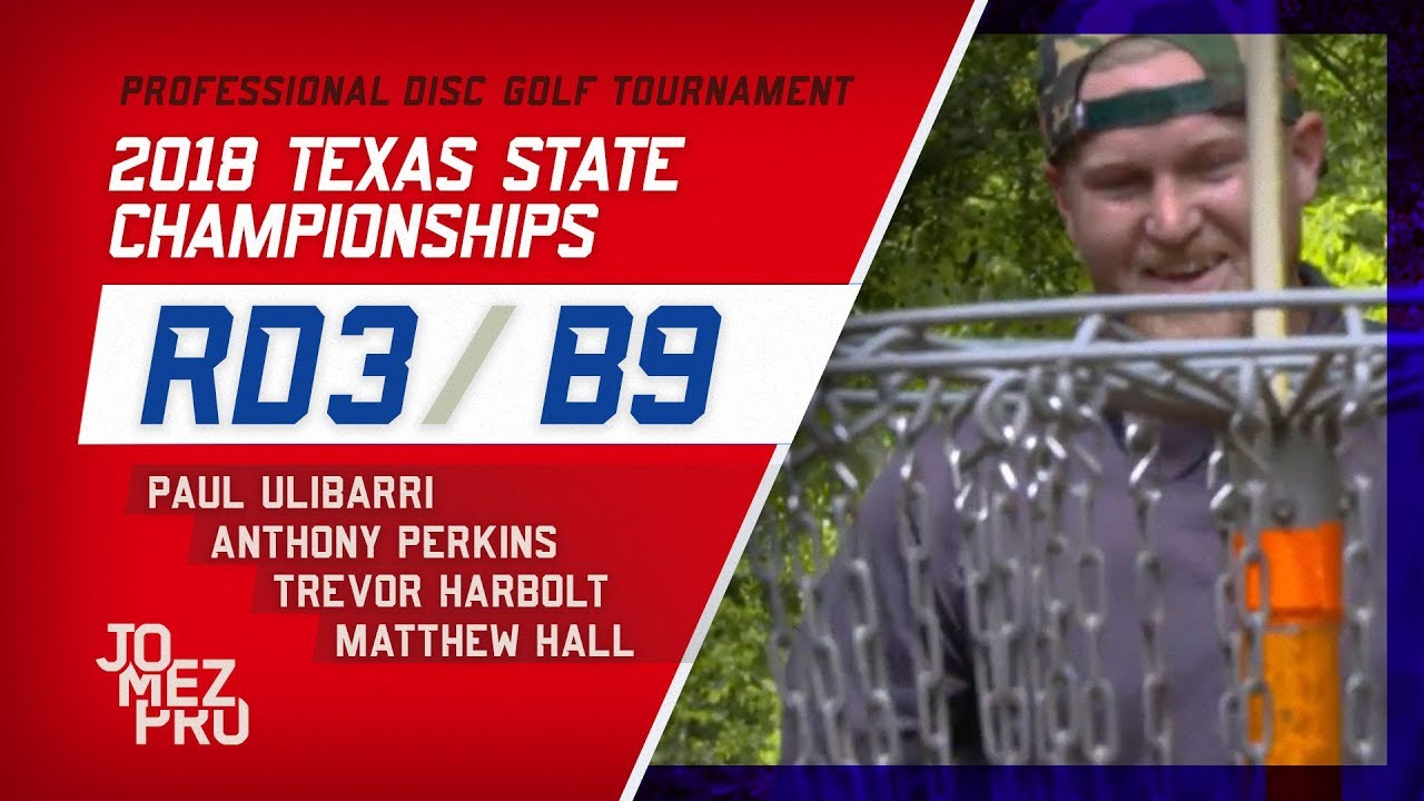 2018 Texas State Championships | Final Round, B9