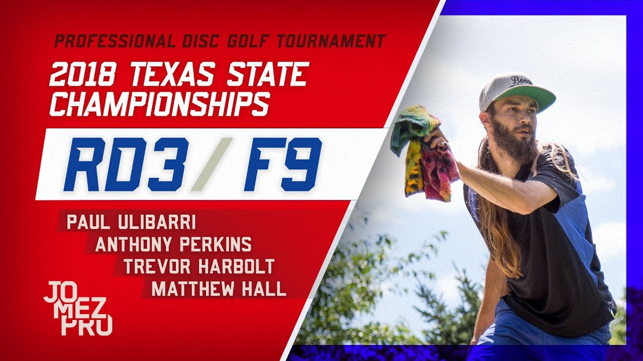 2018 Texas State Championships | Final Round, F9