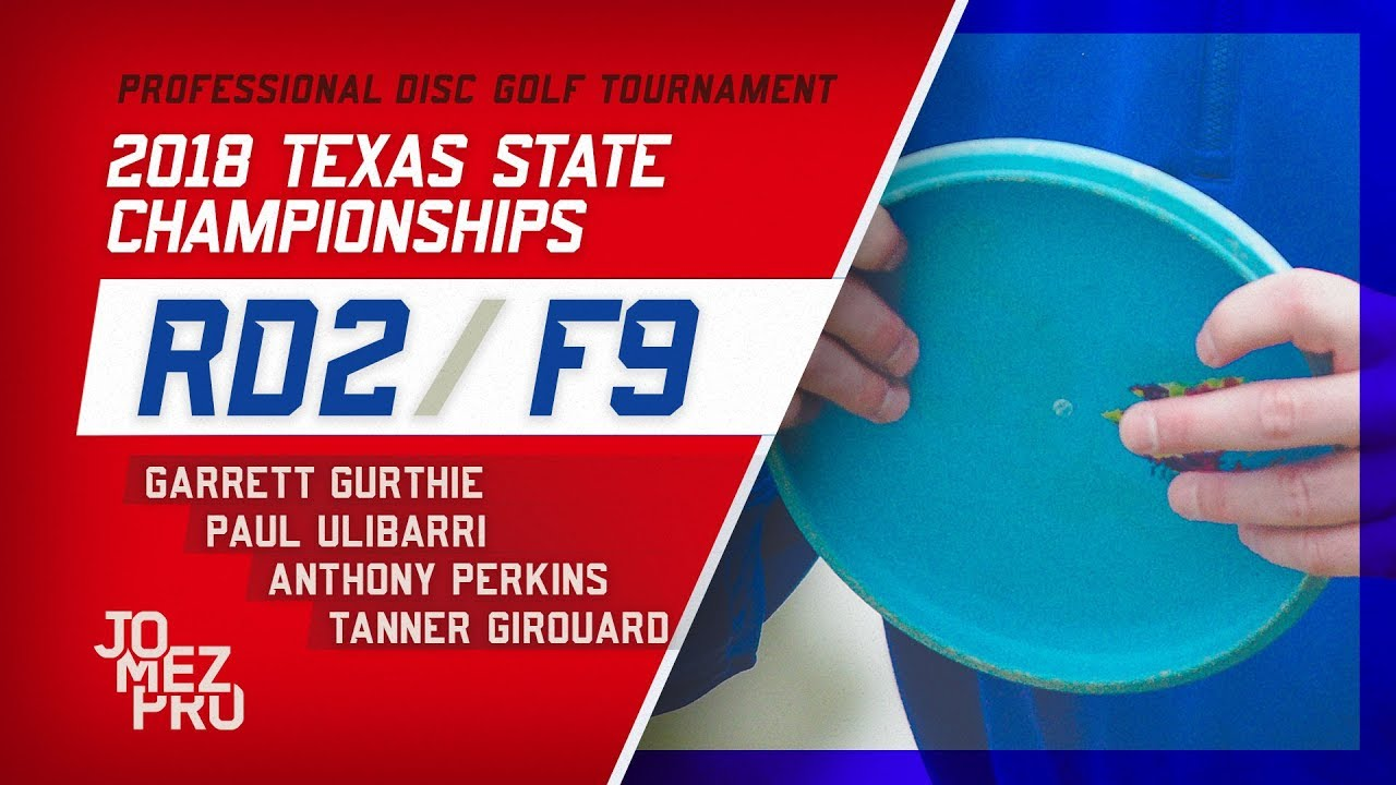 2018 Texas State Championships | Round 2, F9