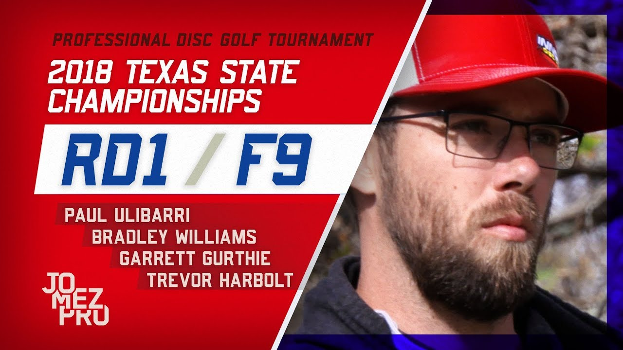 2018 Texas State Championsips | Round 1, F9