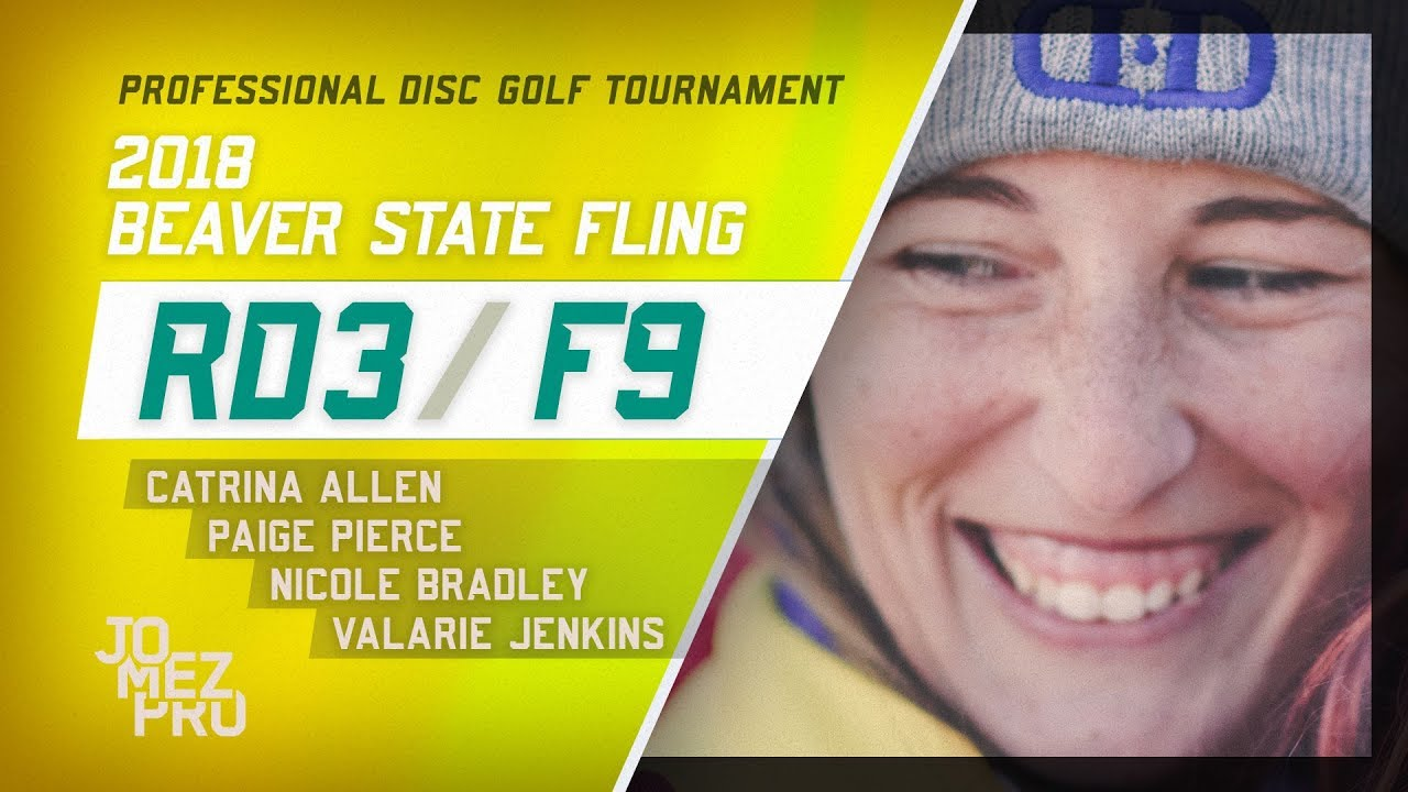 2018 Beaver State Fling | Round 3, F9, FPO