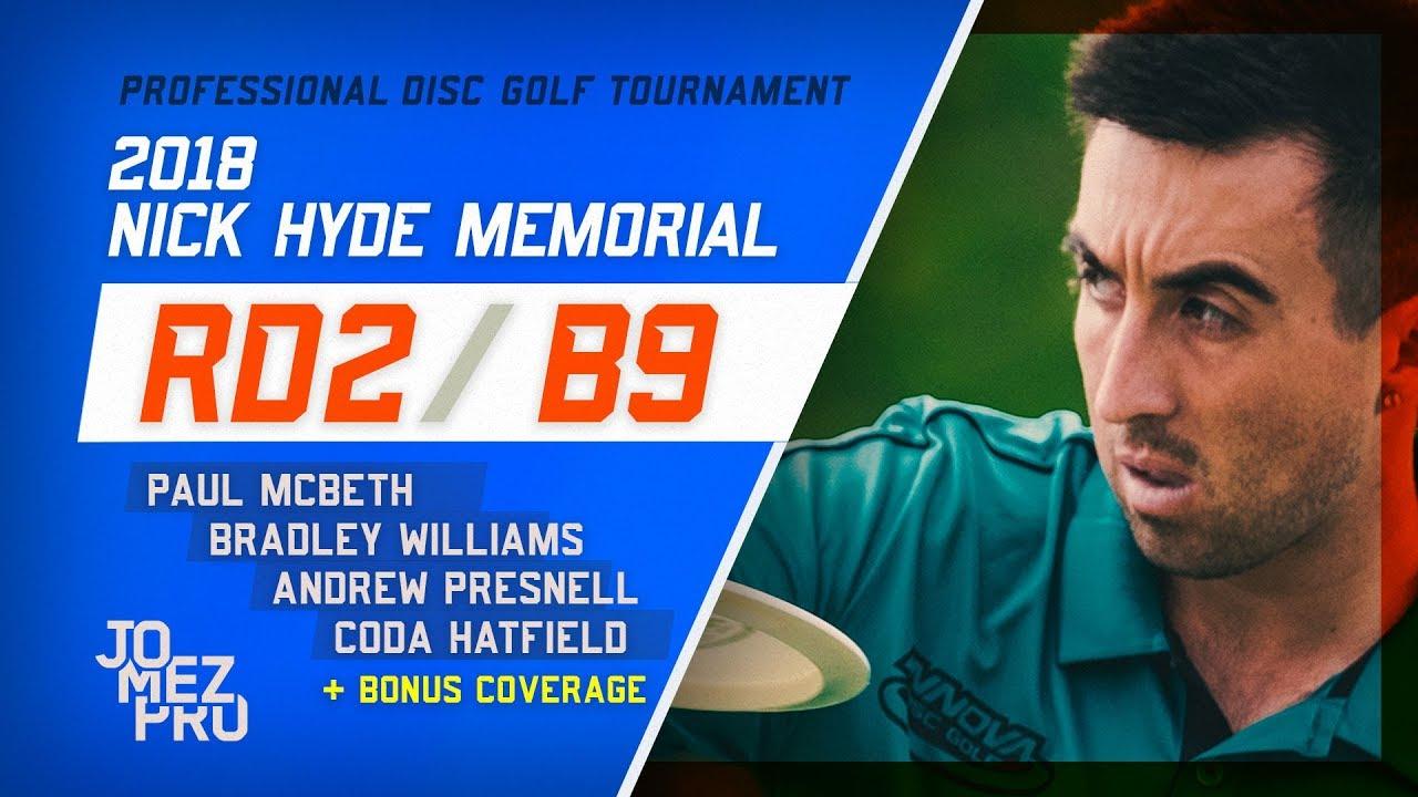 2018 Nick Hyde Memorial | Round 2, B9