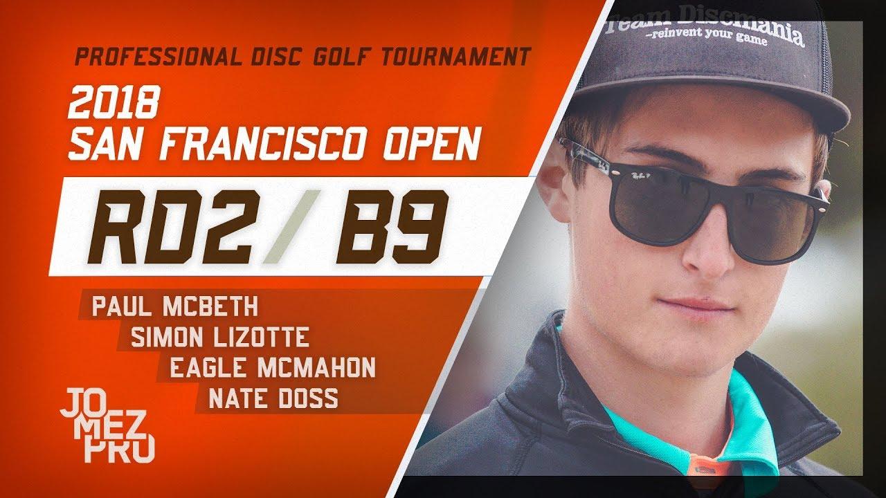 2018 San Francisco Open   Round 2, B9