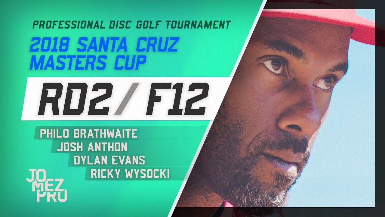 2018 Santa Cruz Masters Cup | Lead Card, RD2, F12