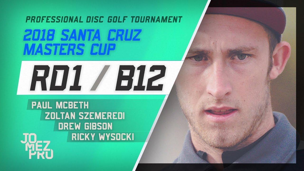 2018 Santa Cruz Masters Cup | Round 1, B12