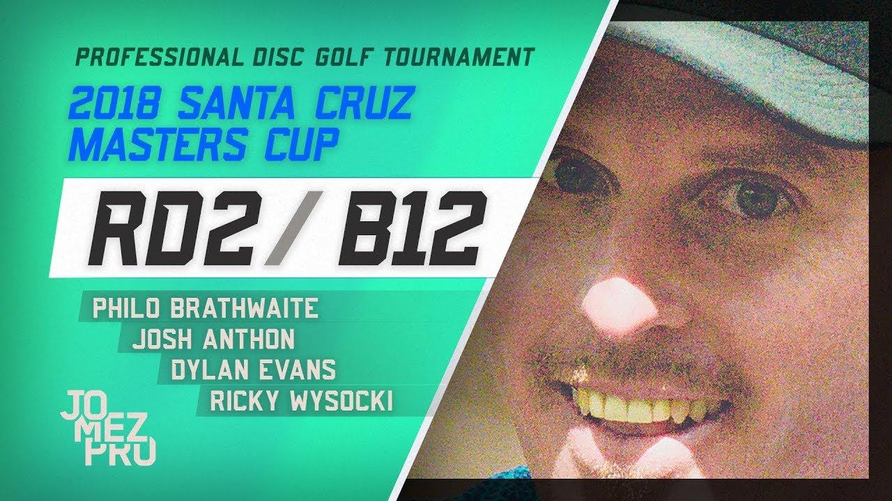 2018 Santa Cruz Masters Cup | Round 2, B12