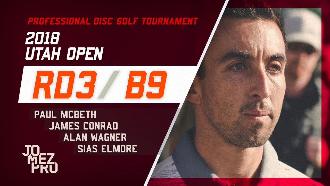 2018 Utah Open | Final Round, B9