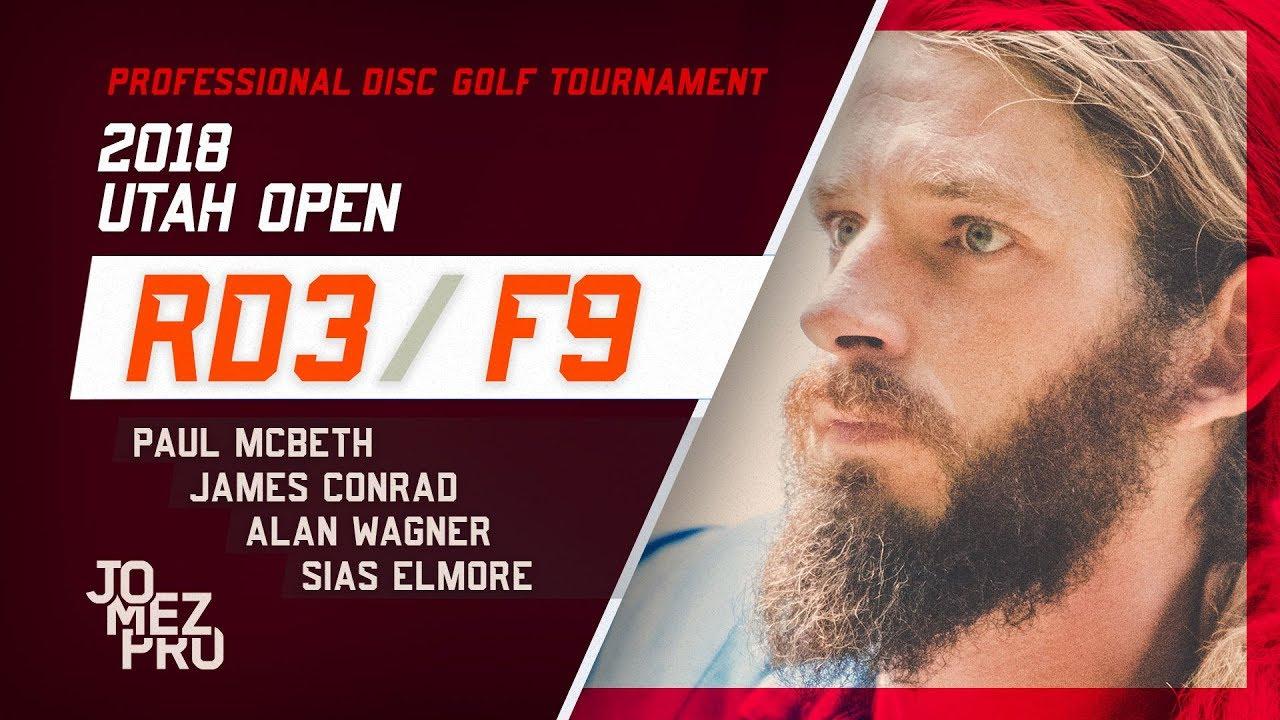 2018 Utah Open | Final Round, F9