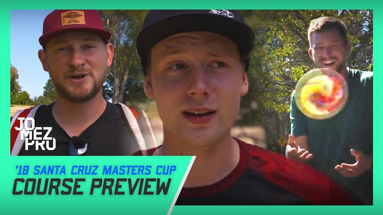 Course Preview | '18 Santa Cruz Masters Cup