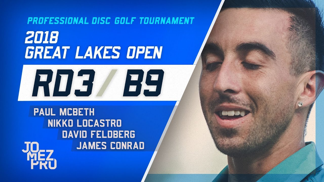 2018 Great Lakes Open | Final Round, B9