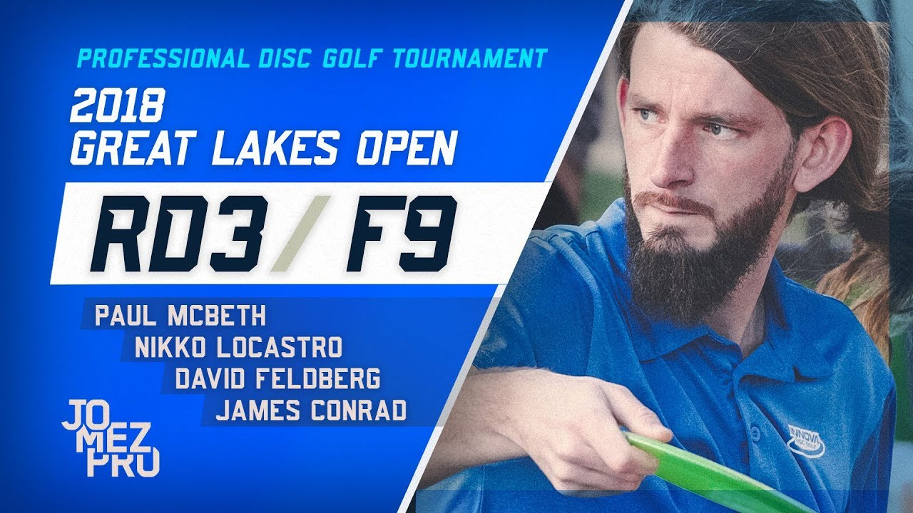 2018 Great Lakes Open | Final Round, F9