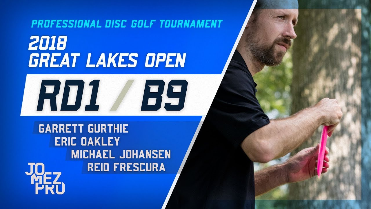 2018 Great Lakes Open   Round 1, B9