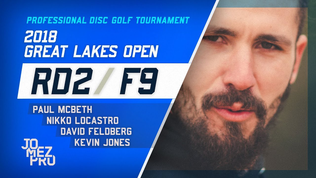 2018 Great Lakes Open | Round 2, F9
