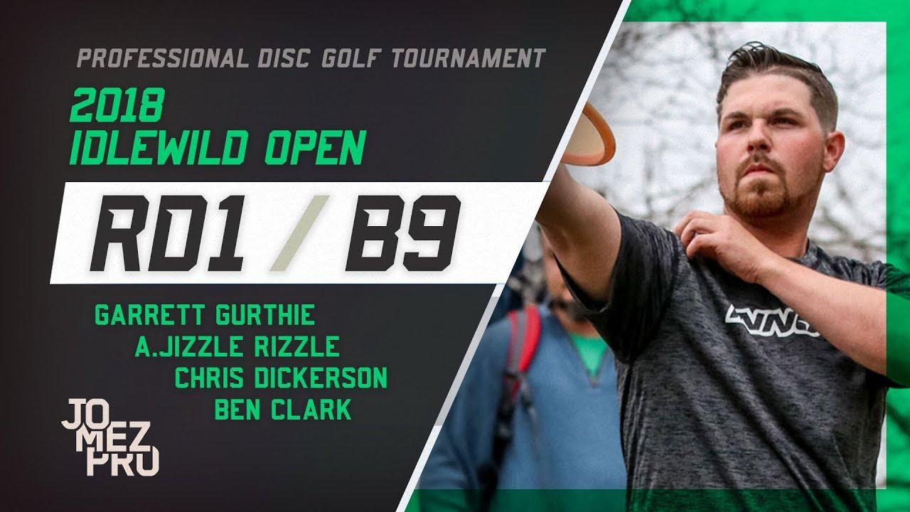 2018 Idlewild Open | Round 1, B9, MPO