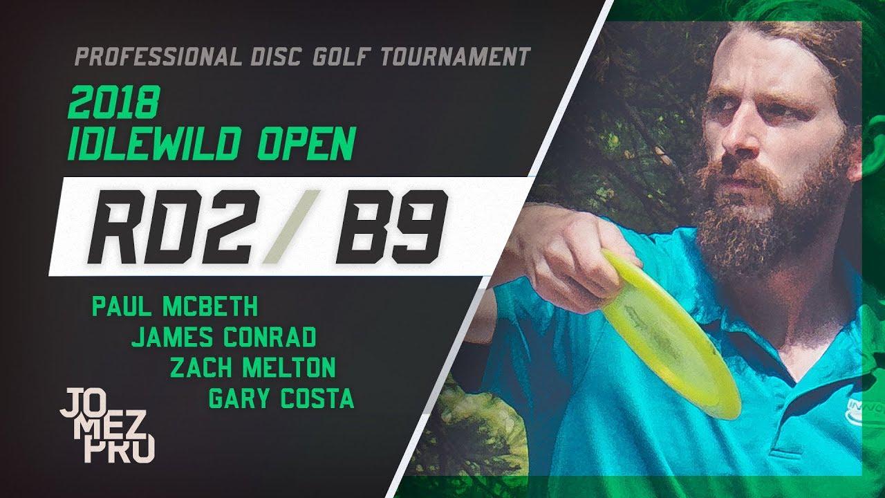 2018 Idlewild Open | Round 2, B9