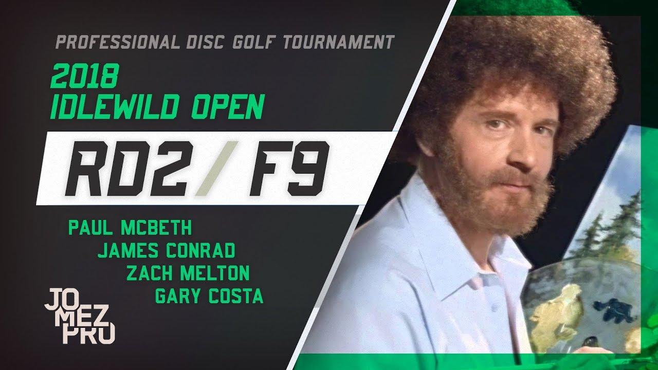 2018 Idlewild Open | Round 2, F9