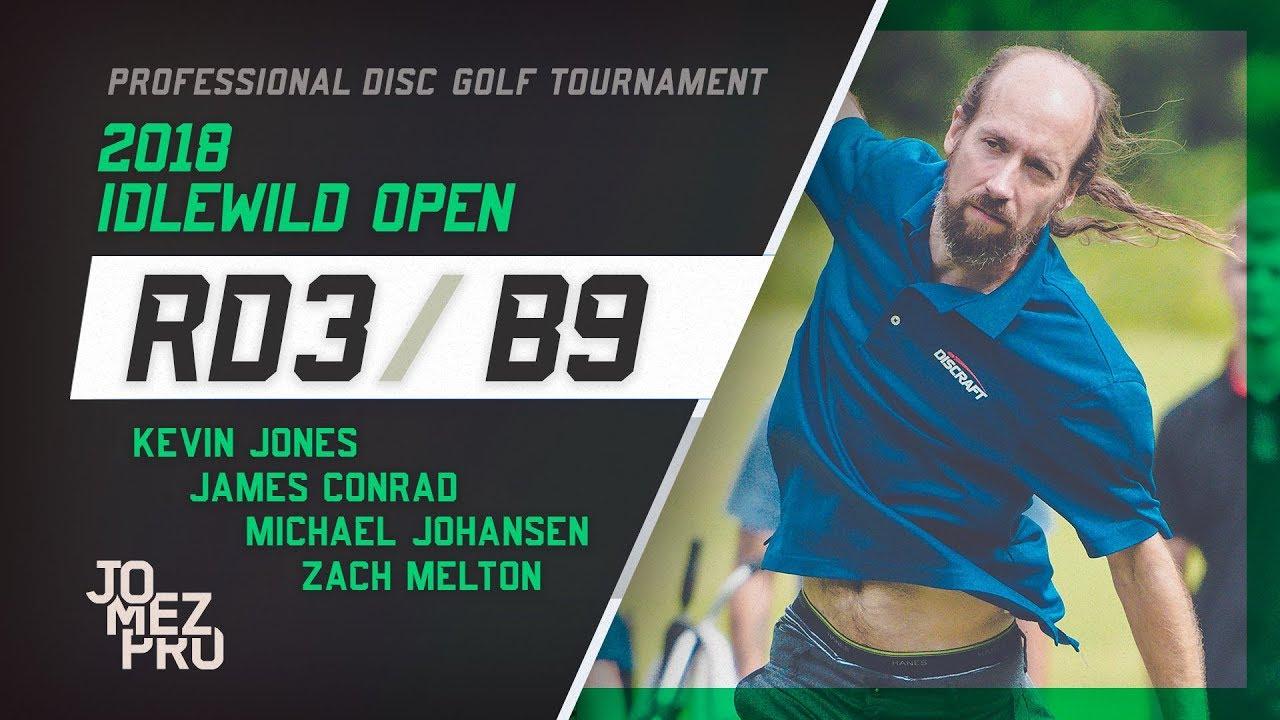 2018 Idlewild Open | Round 3, B9