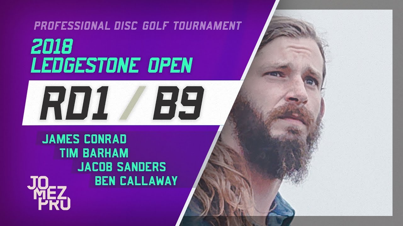 2018 Ledgestone Open | Round 1, B9
