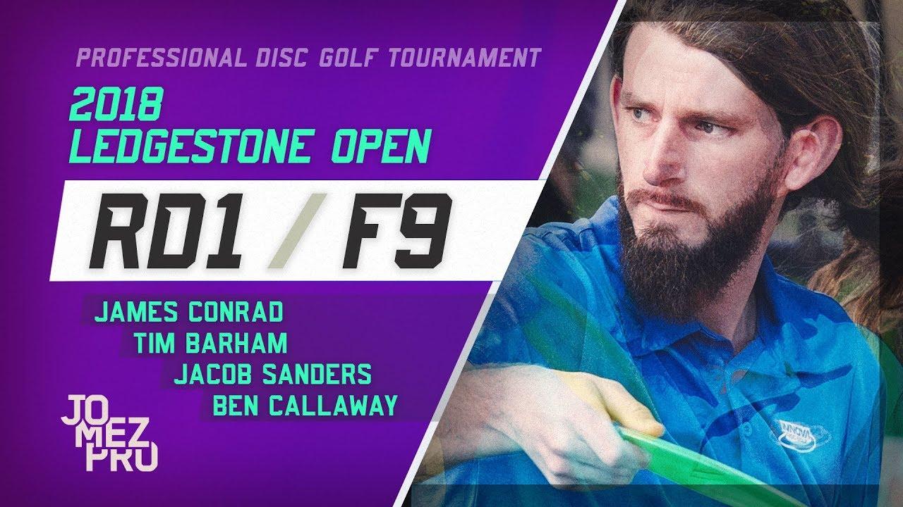 2018 Ledgestone Open | Round 1, F9