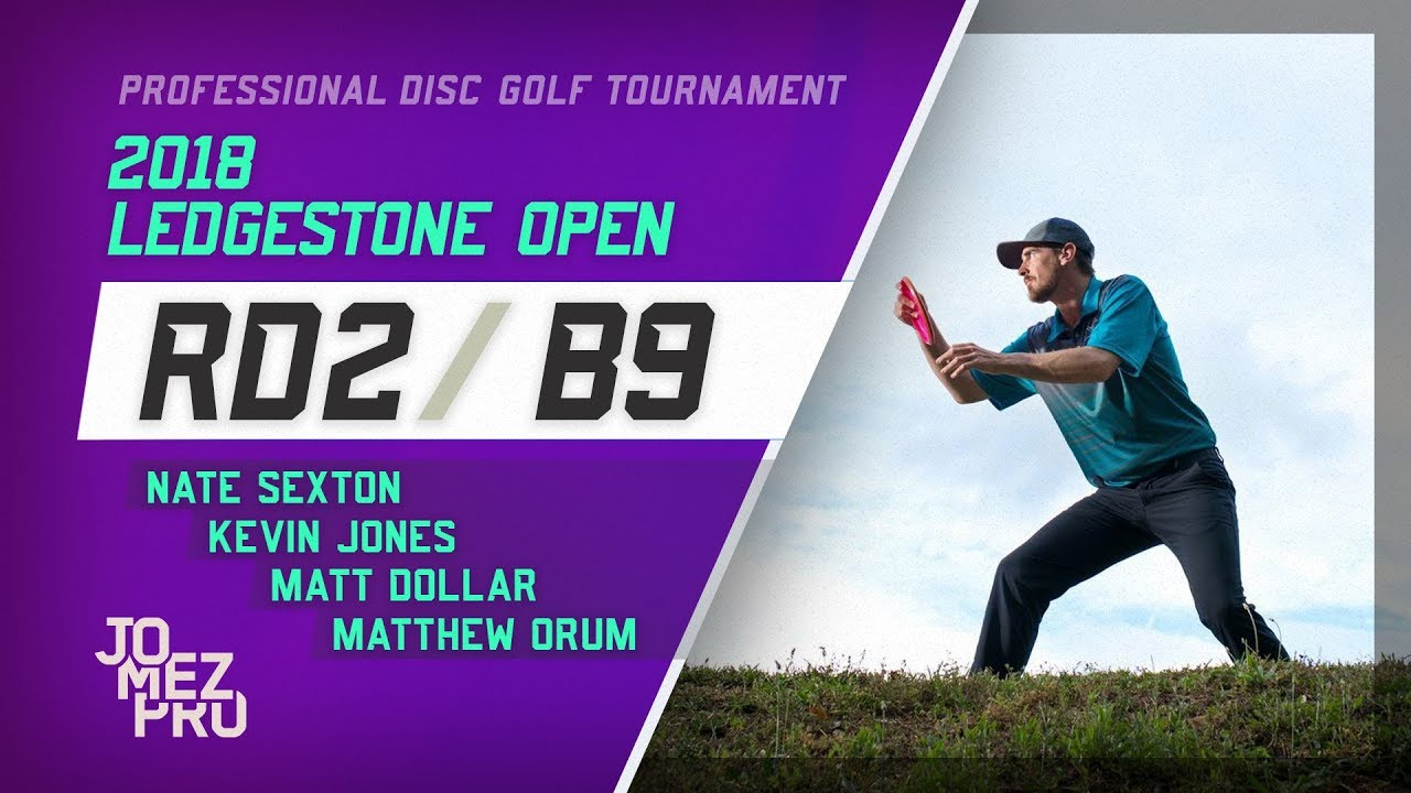 2018 Ledgestone Open | Round 2, B9