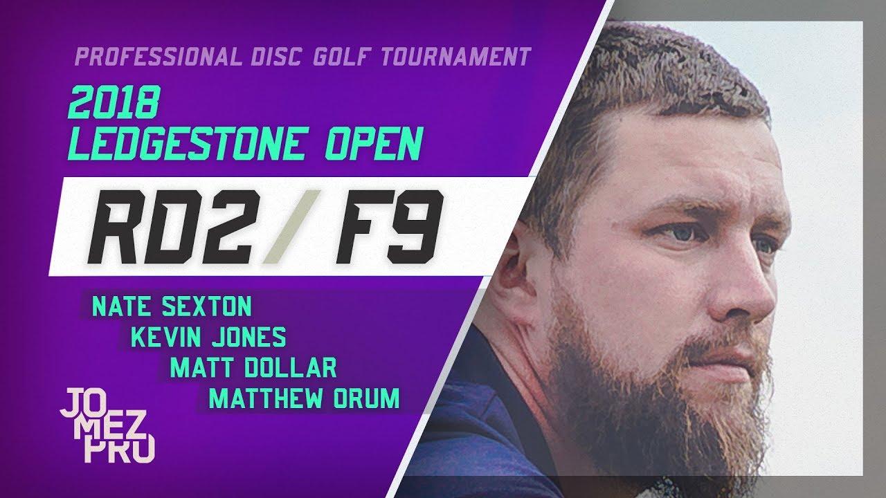 2018 Ledgestone Open | Round 2, F9