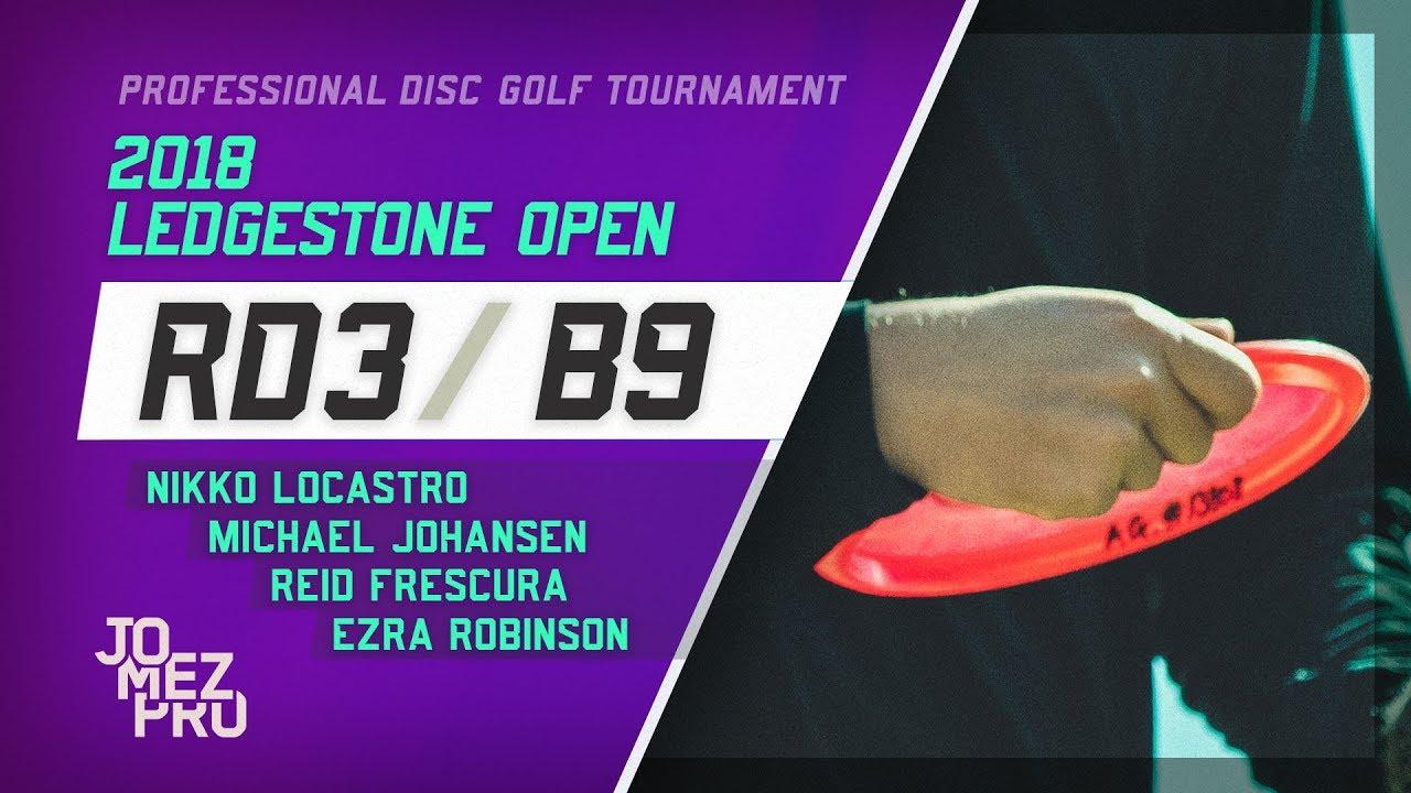 2018 Ledgestone Open | Round 3, B9