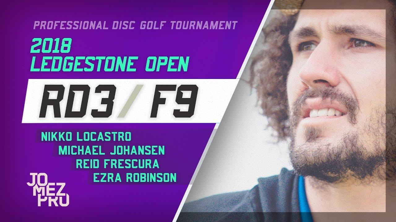 2018 Ledgestone Open | Round 3, F9