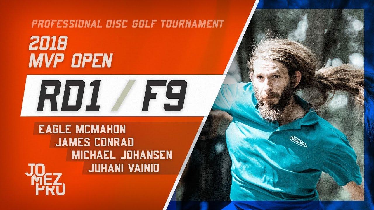 2018 MVP Open | Round 1, F9