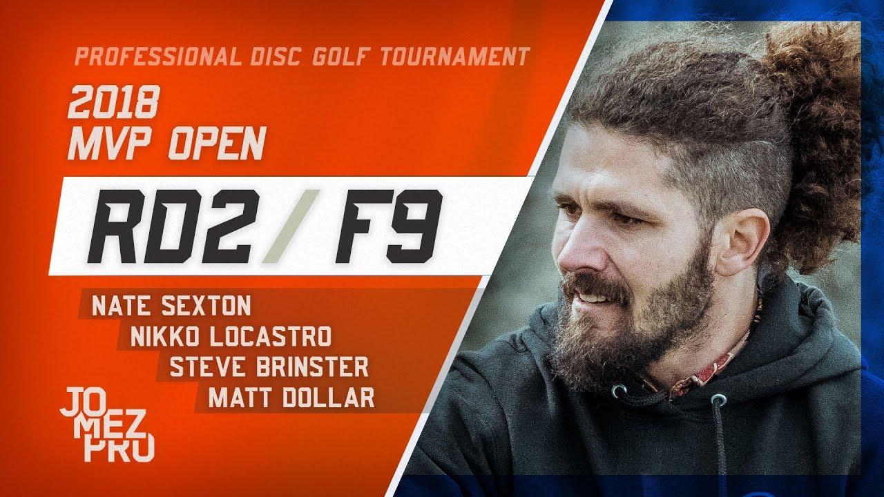 2018 MVP Open | Round 2, F9