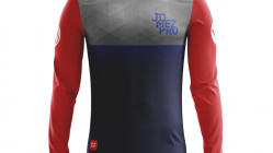 Male - Classic #1 Long Sleeve Jersey - Front
