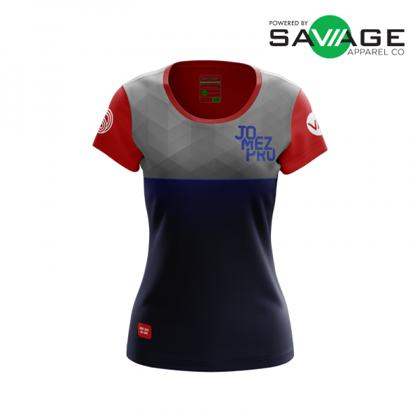 Female - Classic #1 Jersey - Front