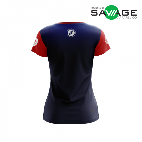 Female - Classic #1 Jersey - Back