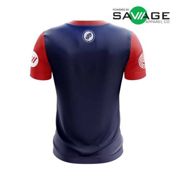 Male - Classic #1 Jersey - Back