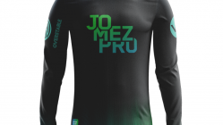 Male - Boost Long Sleeve Jersey - Front
