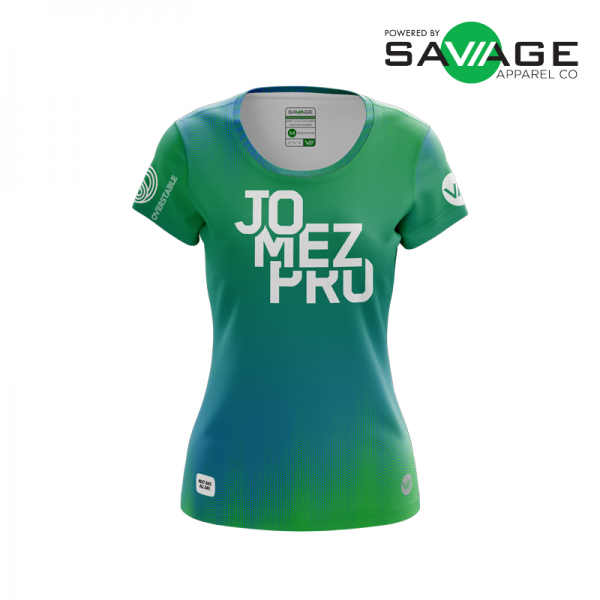 Female - Vibe Jersey - Front
